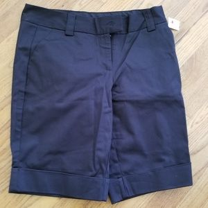 """The Limited Black Stretch Shorts 10"""" Inseam"""